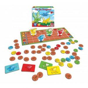 Joc educativ – Duceți-vă dragonilor – Orchard Toys