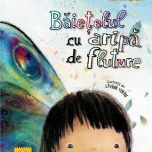 Băiețelul cu aripă de fluture – Prințesa Urbană