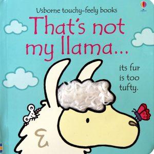 That's Not My Llama ( Nu Este Lama Mea) – Usborne Baby