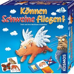 Joc de masă – Și porcii zboară?! – Kosmos (jocul de bază)
