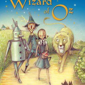 Wizard Of Oz – Vrăjitorul din Oz – Usborne