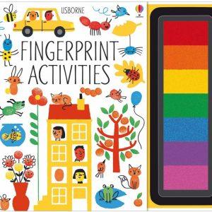 Finger Print Activities ( Pictura cu Degetele) – Usborne