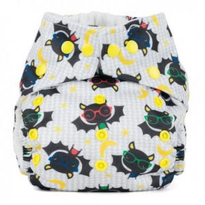 Baba+Boo Bats – Scutec Textil Cu Buzunar (varianta nouă)