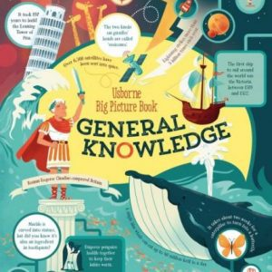 Big Picture Book Of General Knowledge – Usborne