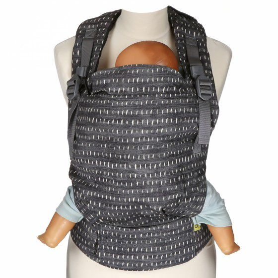 portbebe boba, boba X, carrier, ergonomic, ssc, marsupiu, purtare, boba carrier, baby carrier, ergo, mijloc de purtare al bebelusului, soft structured carrier, X, Boba X, port-bebe, mov, model, sistem ergonomic de purtare, denim dark rain