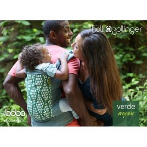 BOBA 4G Verde Organic -Marsupiu Ergonomic #livrare gratuită