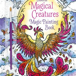 Magical Creatures Magic Painting Book – Usborne