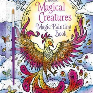 Magical Creatures Magic Painting Book – Usborne