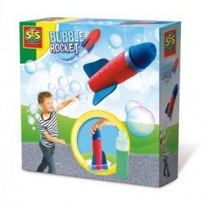SES Outdoor – Set rachetă cu baloane de săpun