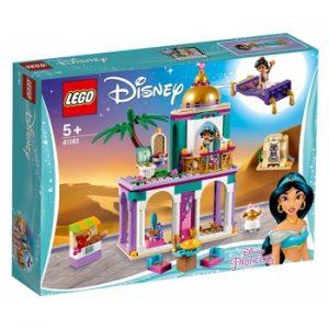 Aventurile de la palat ale lui Aladdin și Jasmine (41161) – LEGO® Disney Princess™