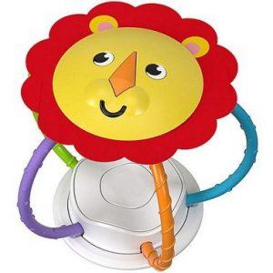 Jucărie Zornăitoare Lion – Fisher Price (Mattel)