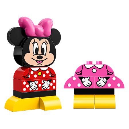 Prima mea constructie Minnie (10897) - LEGO® DUPLO®, reducere, bebelind