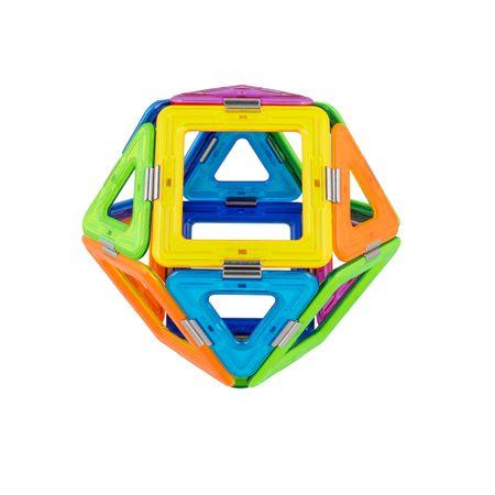 Magspace 14 piese - Magnetic Magic Power - Joc Magnetic Educativ de Constructie 3D, reducere