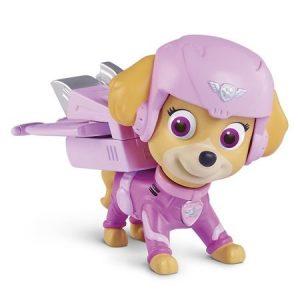 Figurina Spin Master Paw Patrol Air Rescue, Skye cu accesorii