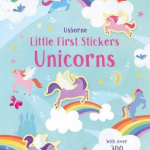 Primele mele stickere cu unicorni