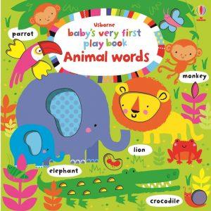 Prima carte a bebelușului – cuvinte cu animale