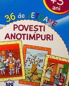 36 de jetoane – Povesti – Anotimpuri