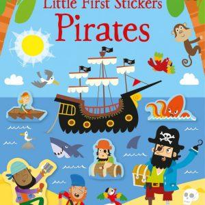 Primele stickere cu pirați