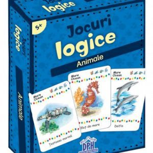 JOCURI LOGICE – ANIMALE