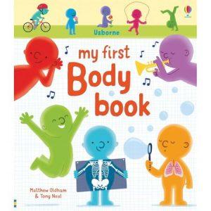 Prima mea carte despre corp