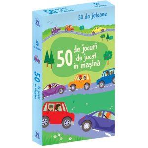 50 DE JOCURI DE JUCAT IN MAȘINĂ