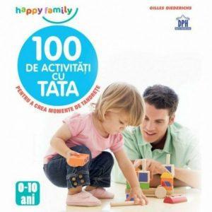 100 De Activități Cu Tata – Gilles Diederichs