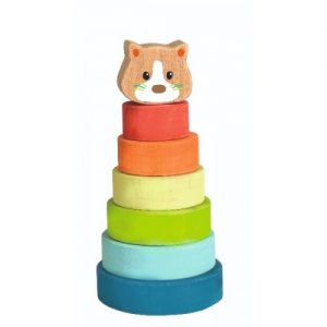 Piramidă tip Montessori – Egmont Toys