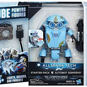Robot Transformers The Last Knight All Spark Tech Autobot Sqweeks