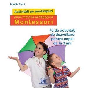 Activități Pe Anotimpuri După Metoda Pedagogică Montessori