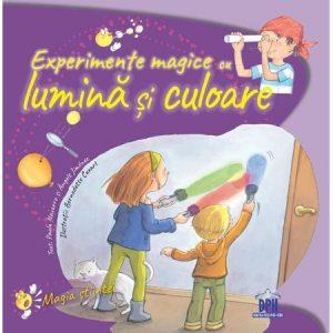Experimente magice cu lumină și culoare