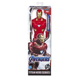 Figurină Omul de Otel – Marvel Avengers Iron Man 30 cm