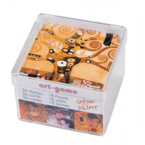 Joc de memorie - Klimt, Fridolin Germania, joc logic, joc de strategie, joc de carti, scolari