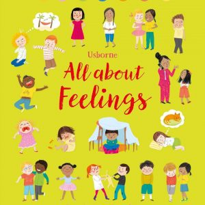 All about feelings – Usborne