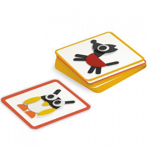 Ze Geoanimo Djeco, jocuri educative, joc puzzle lemn, jocuri copii, jocuri cartonase, joc jdeco, jocuri franta