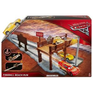 Set de joaca Disney Cars 3 – Fireball Beach Run