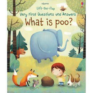 What is poo? – Usborne