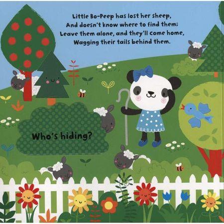 Baby's very first nursery rhymes, carti usborne, cartea bebelusului, carte cu sunete bebe, melodii somn bebe