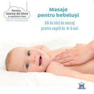 Masaje pentru Bebelusi – Gilles Diederichs