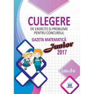 Culegere Gazeta Matematica Junior clasa a II-a