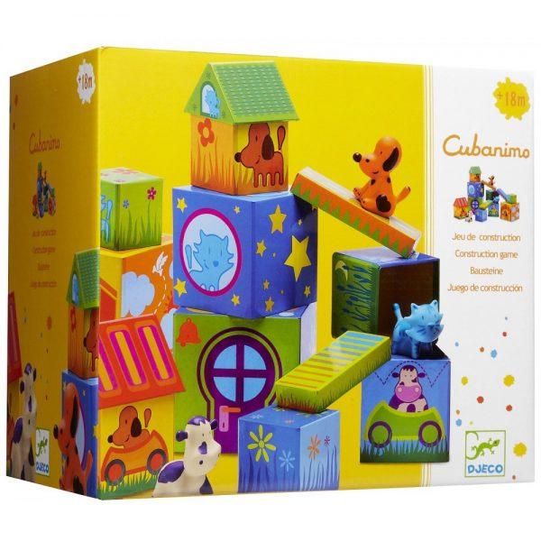 Cuburi-de-construit-cu-animale-Cubanimo-Djeco