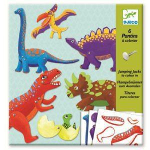 Dinozauri in miscare