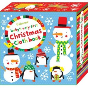 Baby's very first Christmas cloth book – Fiona Watt