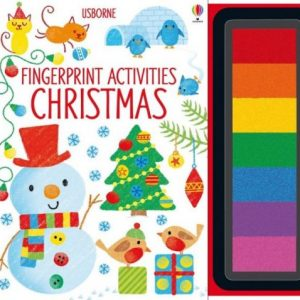 Fingerprint activities Christmas – Usborne
