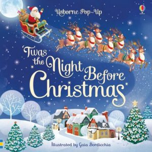 Pop-up 'Twas the Night Before Christmas – Usborne