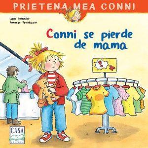 Conni se pierde de mama – Liane Schneider