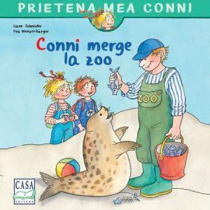 Conni merge la zoo – Liane Schneider, Eva Wenzel-Burger
