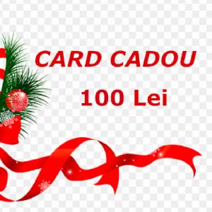 Card Cadou 100 Lei