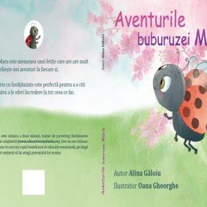Aventurile buburuzei Mara – Alina Găloiu (cu autograf)