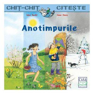 Anotimpurile – Chit-chit citeste
