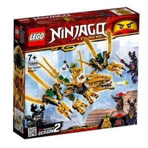 Dragonul de aur 70666 – LEGO® Ninjago